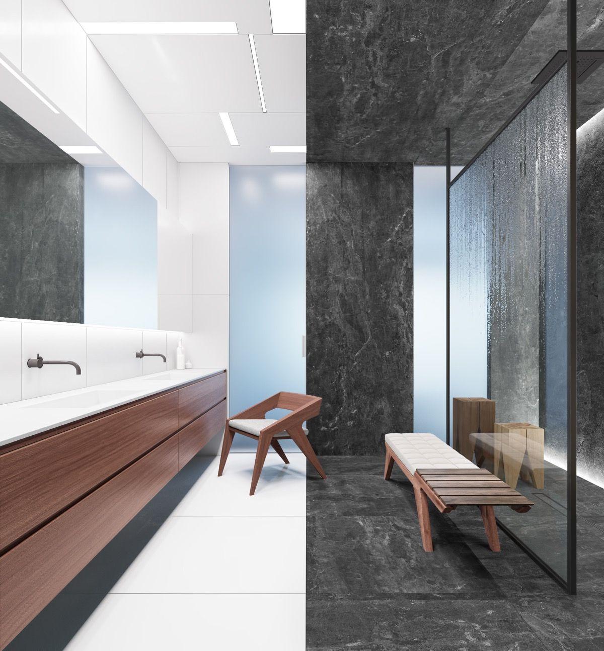 Cool Futuristic Style Home Interiors Interior Design Pinterest