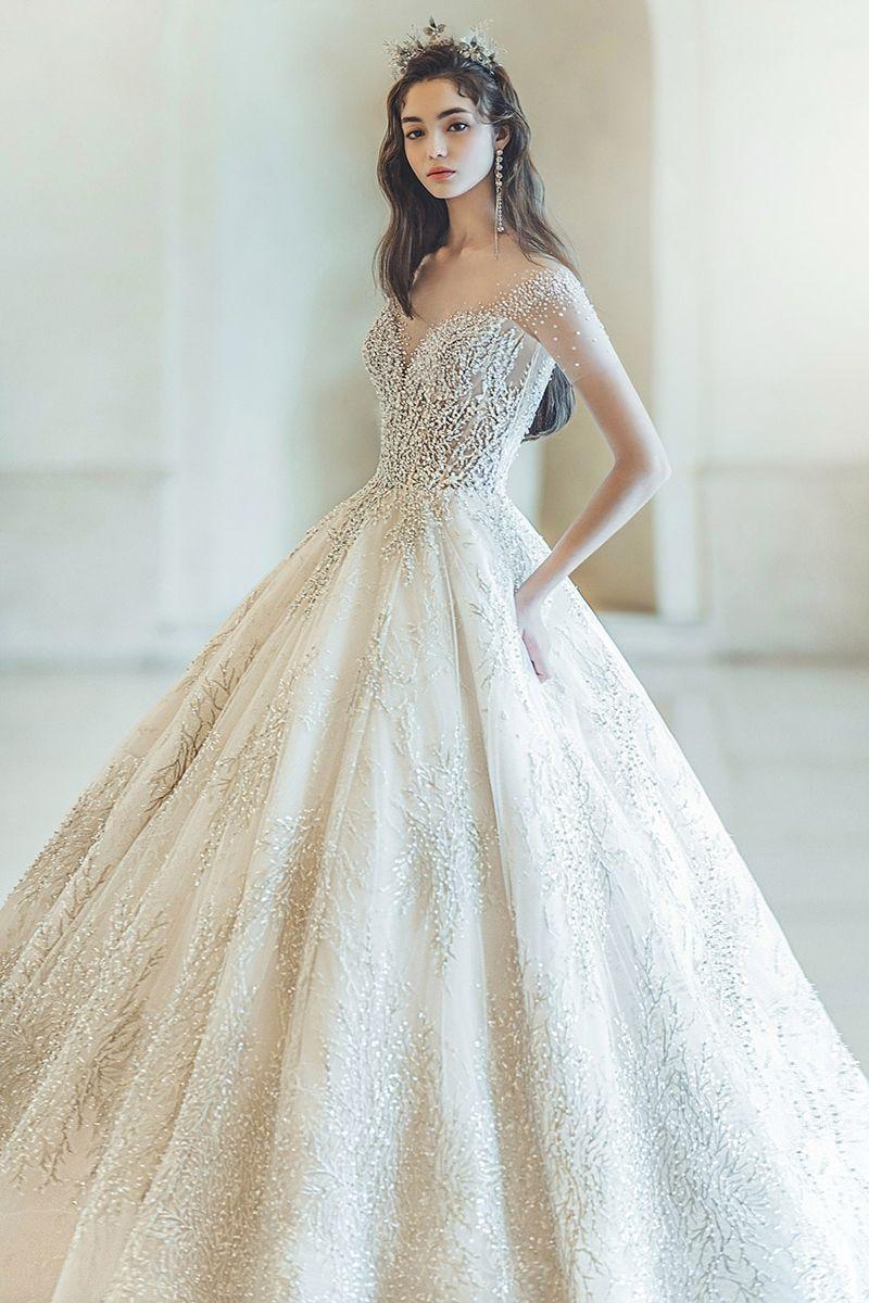 Pin On Modest Wedding Dresses