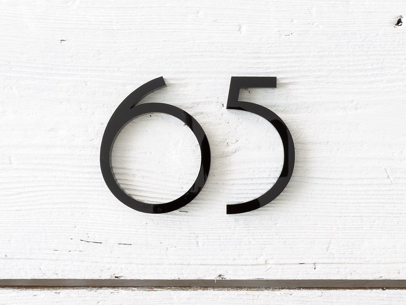 8 Inch House Numbers Modern Farmhouse Apartment Building Home Address Art Deco Door Number 2020