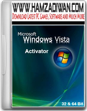 Windows Vista Activator (32 & 64 Bit) - Free Download