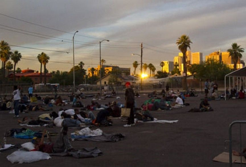 The 15 Most Homeless Cities In The World City Homeless People World