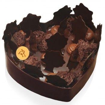 Pierre herm biscuit moelleux au chocolat et clats d for Cake au chocolat pierre herme