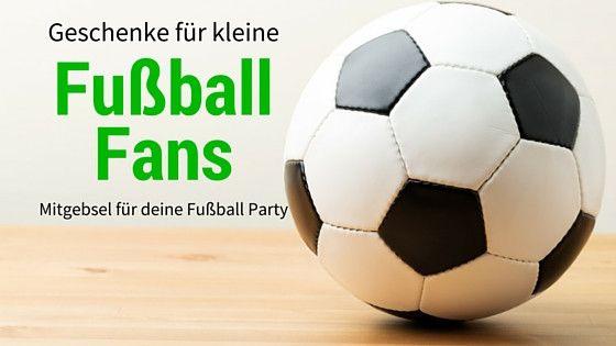 Geschenke Fur Kleine Fussball Fans Festa Craques Da Bola