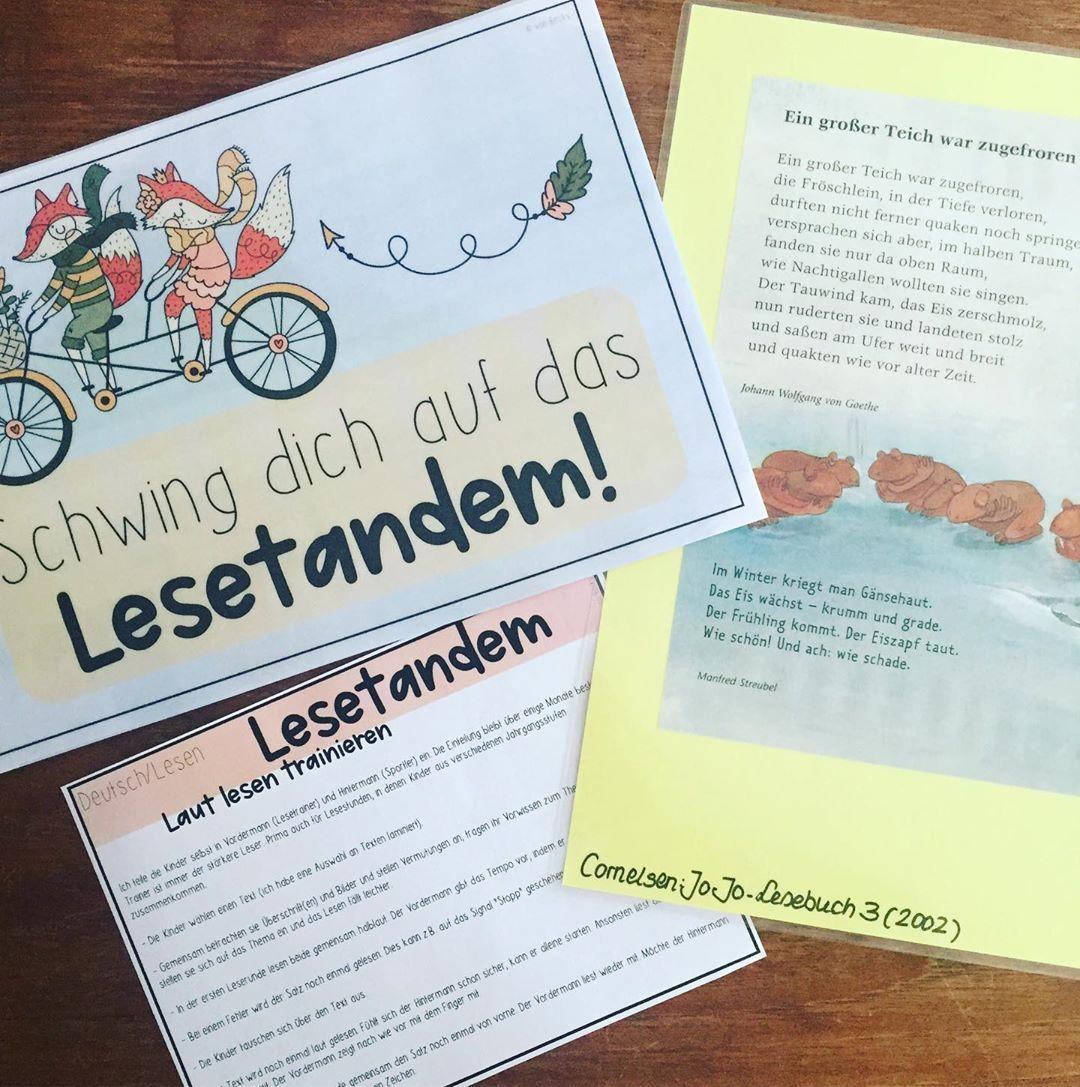Pin Von Theresia Guldimann Auf Deutsch Deutsch Lesen Lesen Und Unterrichtsmaterial