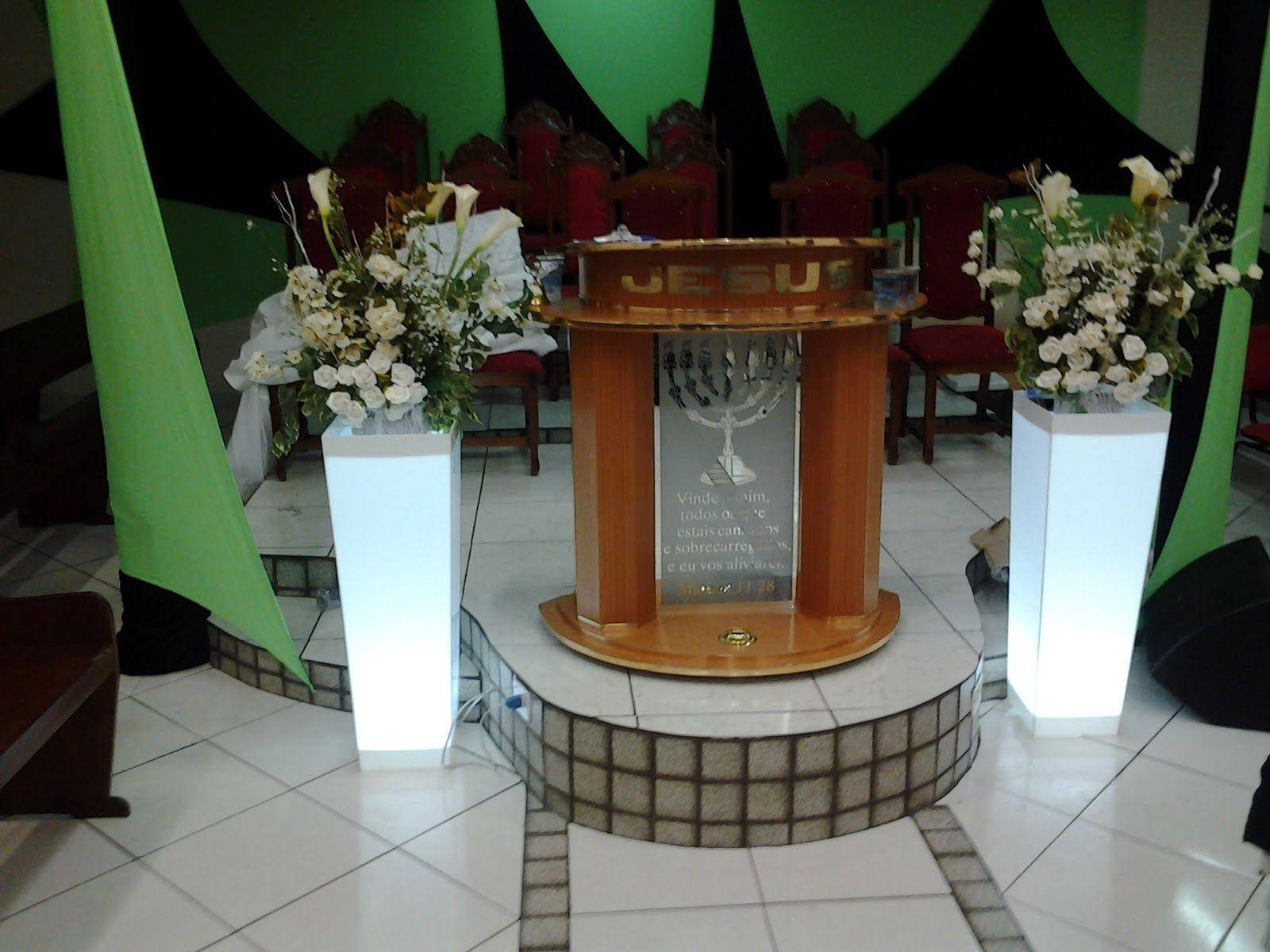P Lpito Da Adventista Assembl Ia Metodista Quadrangular