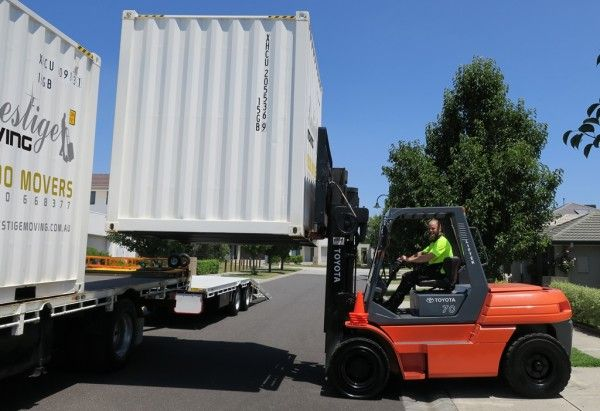 Prestige Moving becomes the first company in Australia to introduce new innovative mobile self storage containers & Prestige Moving becomes the first company in Australia to introduce ...