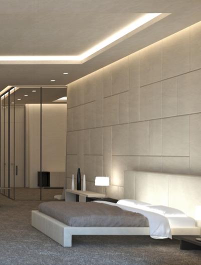 Master bedroom private villa in bangalore by matteo munziati also rh pinterest