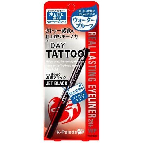 K Palette 1 Day Tattoo Eyeliner Japan Cosmetics Pinterest