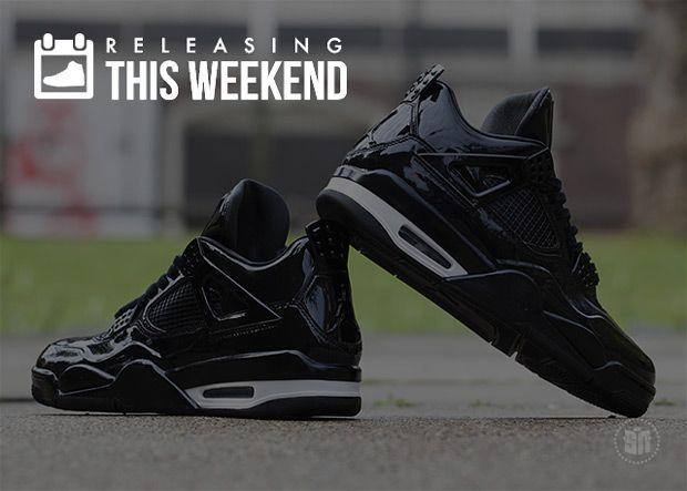 Sneakers Releasing This Weekend April 25th 2015 Sneakernews Com Air Jordans Sneaker Release Sneakers