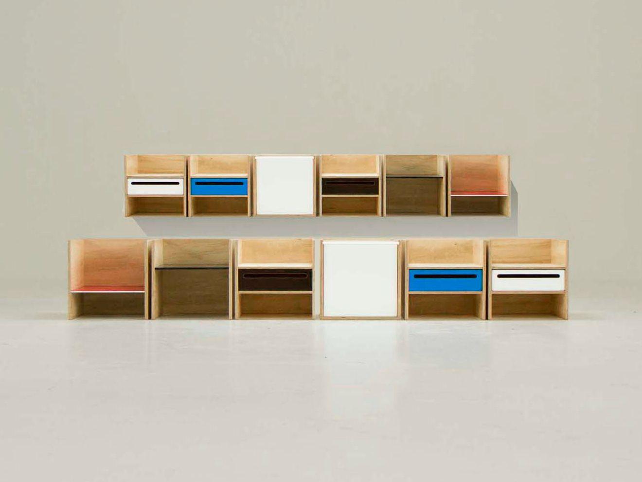 module furniture. Module Furniture / Branka Blasius Bureau U