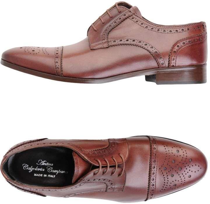 Antica Calzoleria Campana Chaussures À Lacets ElLJYW2