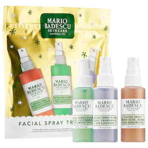 Mario Badescu Facial Spray Travel Trio In 2019 Facial