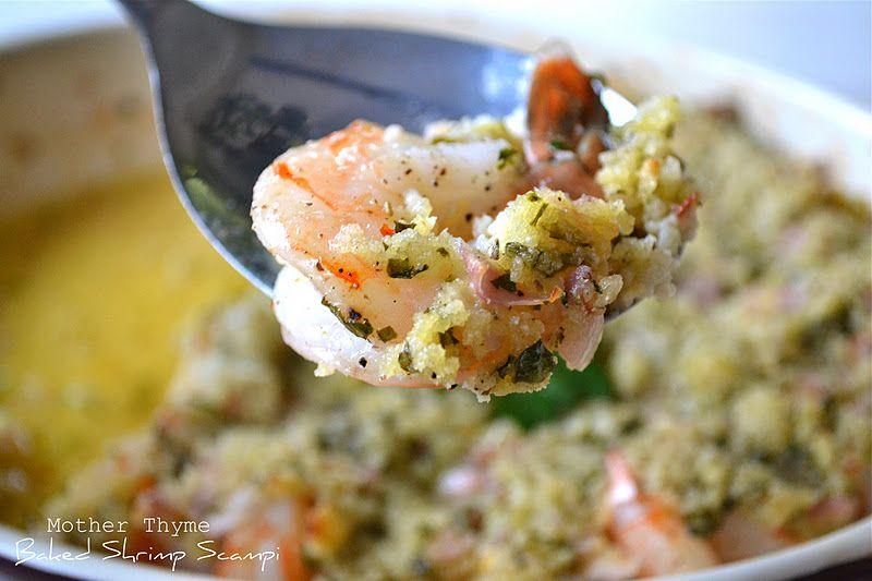 Baked Shrimp Scampi Baked Shrimp Scampi Baked Shrimp Recipes Baked Shrimp