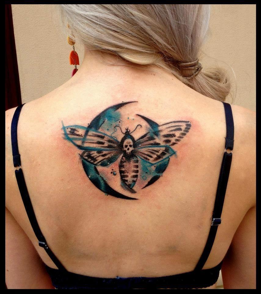Tattoo by lukasz bam kaczmarek at kult tattoo fest in kraków poland
