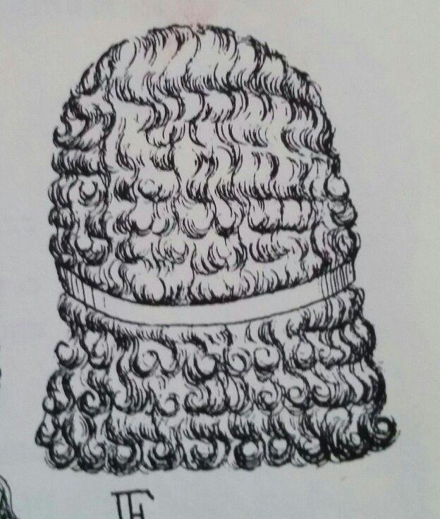 Más notable peinados antigua grecia Colección de tendencias de color de pelo - Peinado perlado   Peinados, Grecia