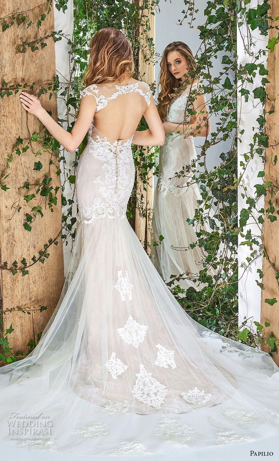 Elegant mermaid wedding dresses  Papilio  Wedding Dresses u ucWonderlandud Bridal Collection