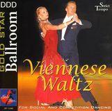 Gold Star Ballroom: Viennese Waltz [CD]