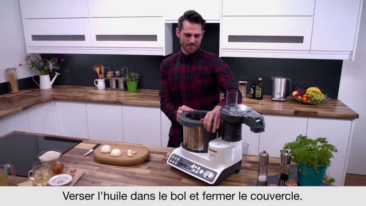 Recette de risotto la milanaise avec le robot cuiseur kcook multi de k kcook multi - Livre de recette pour robot multifonction cuiseur ...