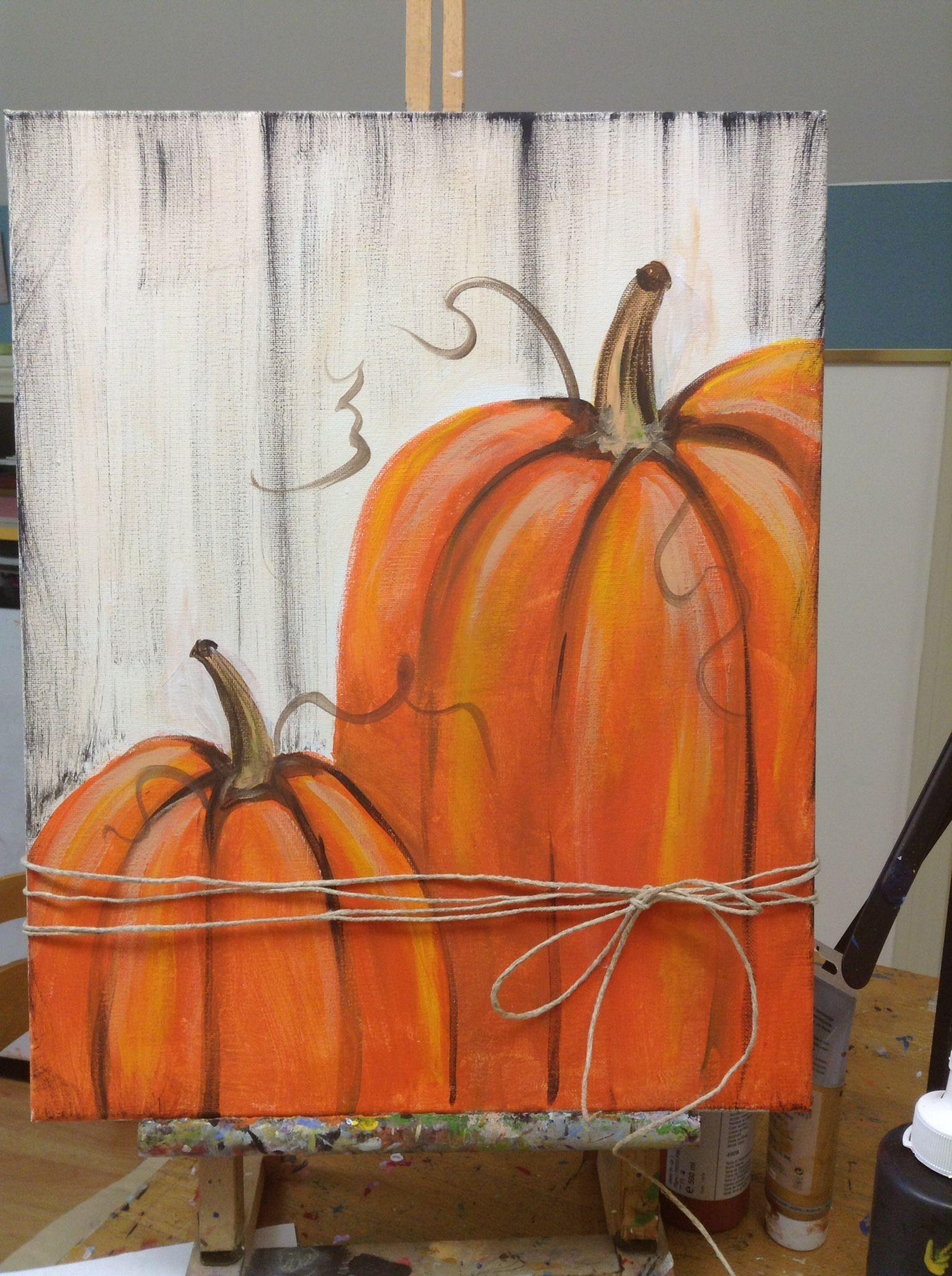 Result Autumn Painting Ideas Acrylic