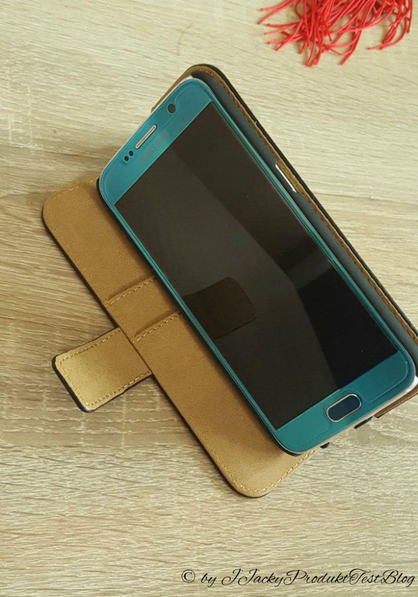 OneFlow Book-Case für Samsung Galaxy S6 Manchmal ist es wie verhext mit den Testbewerbungen. Erst kommt eine Weile nix und dann alles doppelt bzw. dreifach. Bloß gut, dass das Samsung bei uns so be…