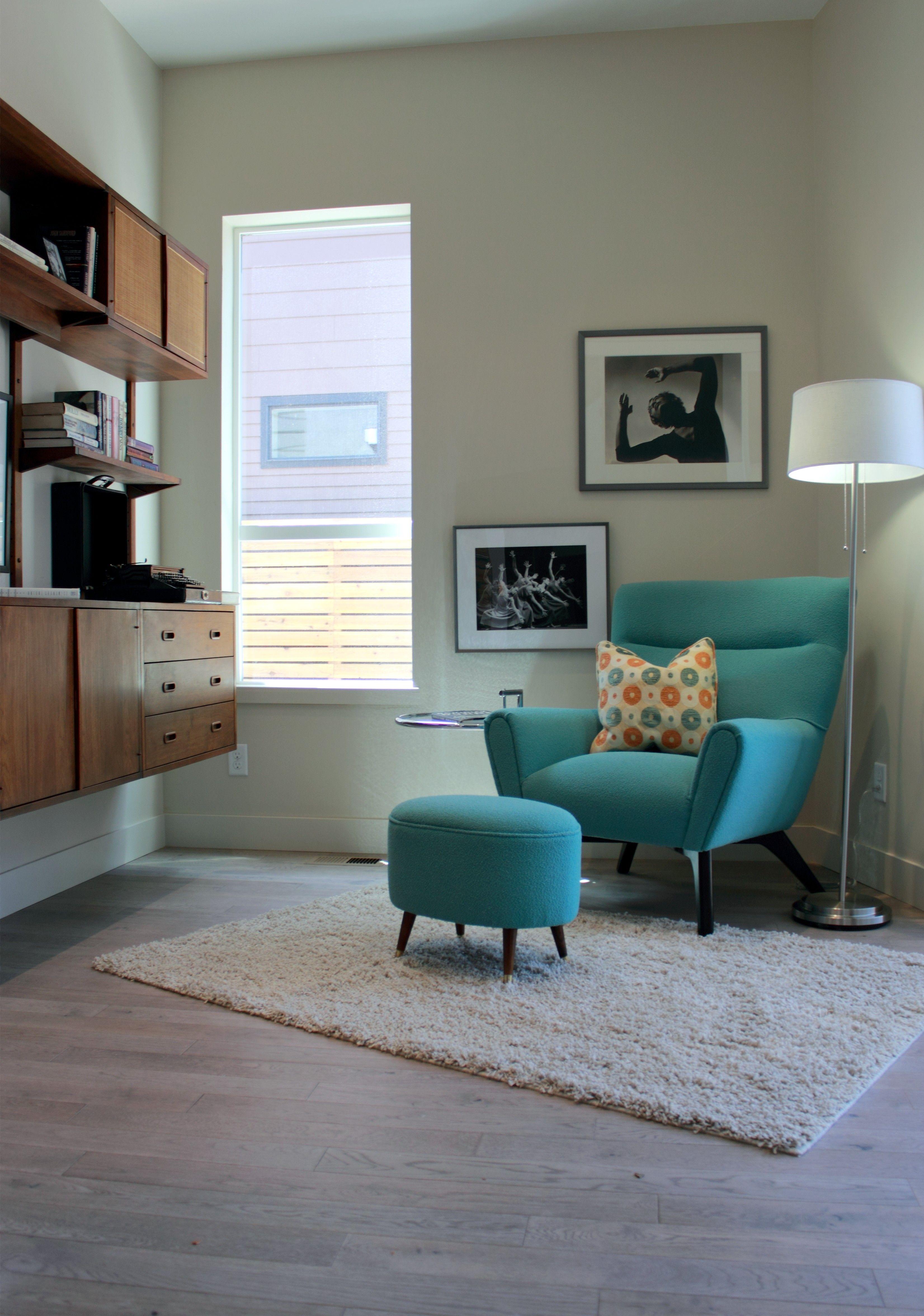 home office study brookfield homes colorado midtown interior