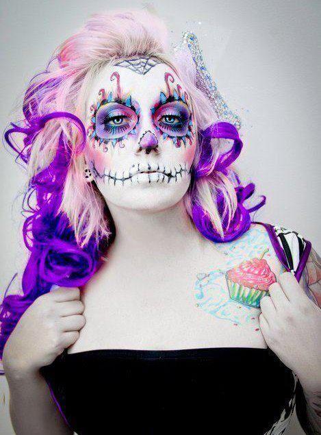 explore sugar skull makeup sugar skulls and more