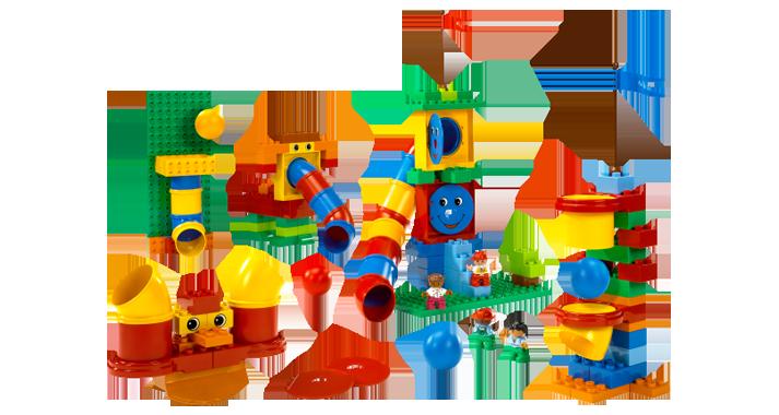 LEGO.com エデュケーション オフィシャルサイト  - Products - News - 9076 - デュプロ® 楽しいチューブセット