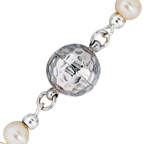 Dreambase Damen-Kettenschließe gehämmert Silber 1 Perle 9.6 mm Dreambase http://www.amazon.de/dp/B0097R6ZU6/?m=A37R2BYHN7XPNV