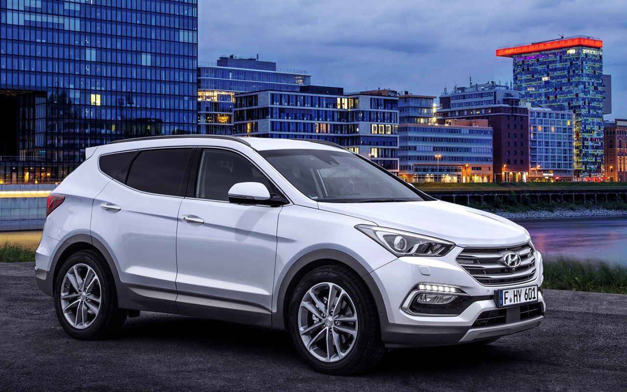2017 Hyundai Santa FE Limited Is The Featured Model. The 2017 Hyundai Santa  FE Limited Colors Image Is Added In Car Pictures Category By The Author On  Apr