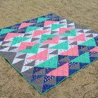 You have to see Christina's Quilt by Dyyan!