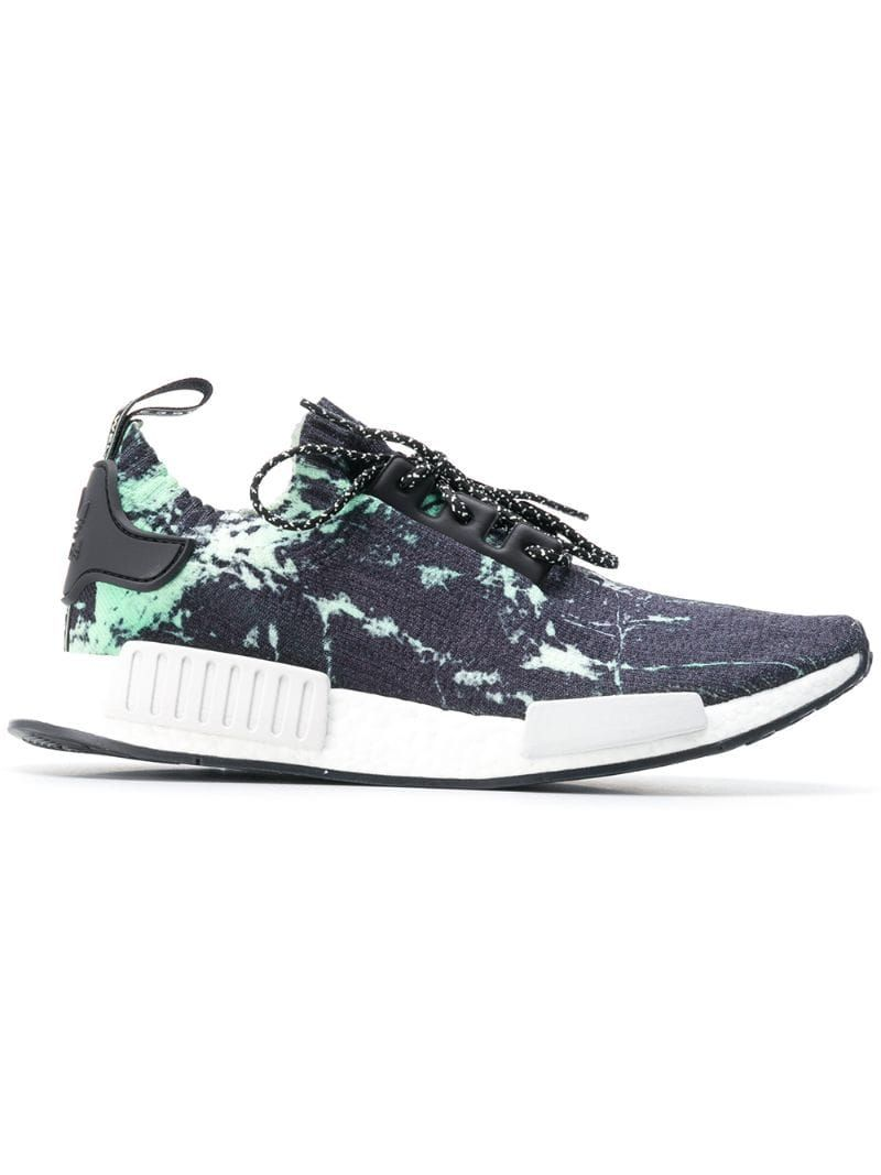 release date: 03970 c1cb4 Adidas NMD R1 Marble Primeknit Sneakers | Products in 2019 ...
