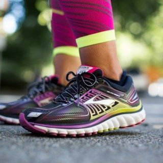 Brooks running shoes, woman, glycerin