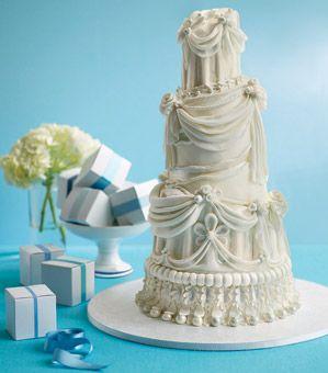 12+ Greek inspired wedding cakes inspirations