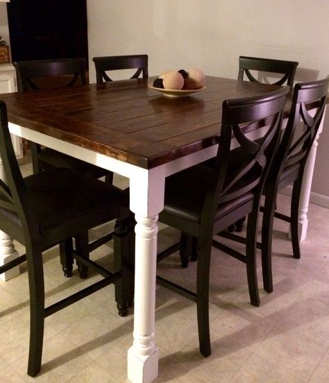 diy farmhouse table free plans rogue engineer farmhouse dining table farmhouse dining on farmhouse kitchen table diy id=33611