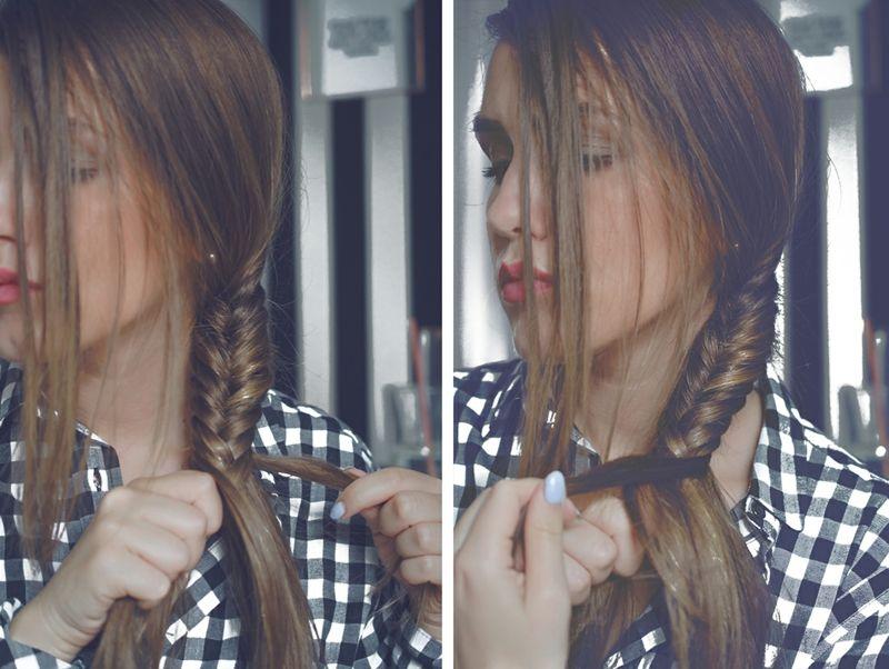 Haare sind immer verknotet