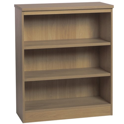 103 2cm Bookcase Home Office Uk Finish English Oak Office