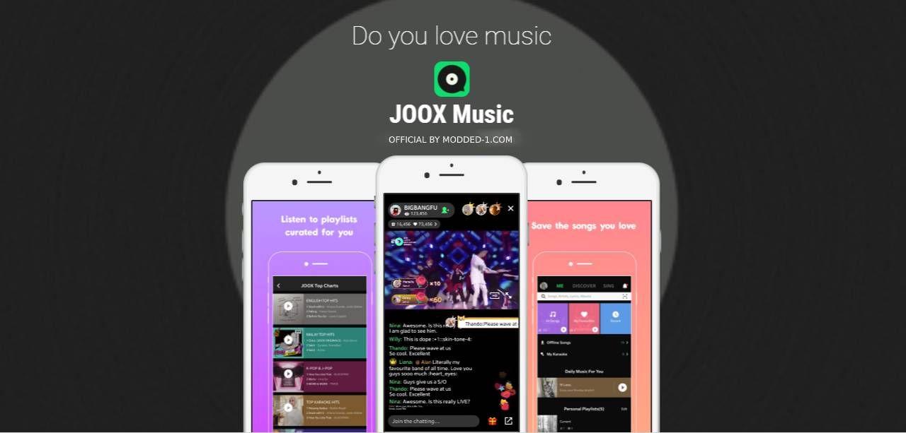 Joox Music Apk Mod 5 8 3 Vip Unlocked Download Music App Music Player App Music Streaming