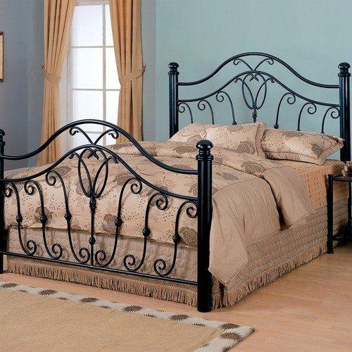 Wildon Home Camas Valley Queen Metal Bed: Furniture : Walmart.com ...