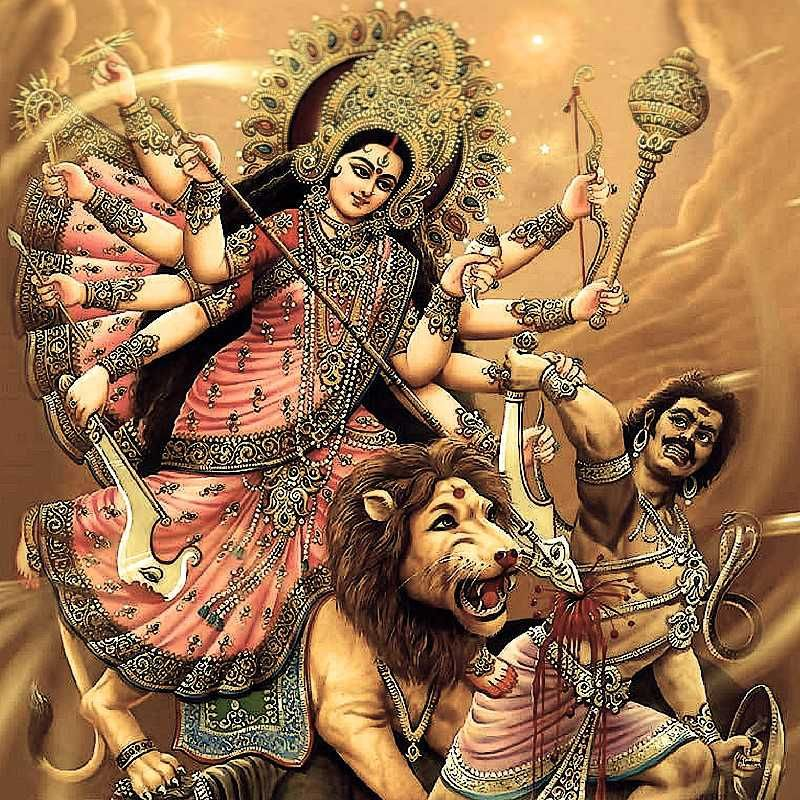 Maa Durga Face Wallpaper Full Size Hd 958509 Cg Durga Durga