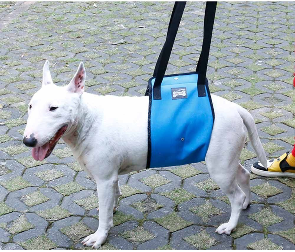 Dog Aid Lift Support Harness With Handle Sling Assist Mobility