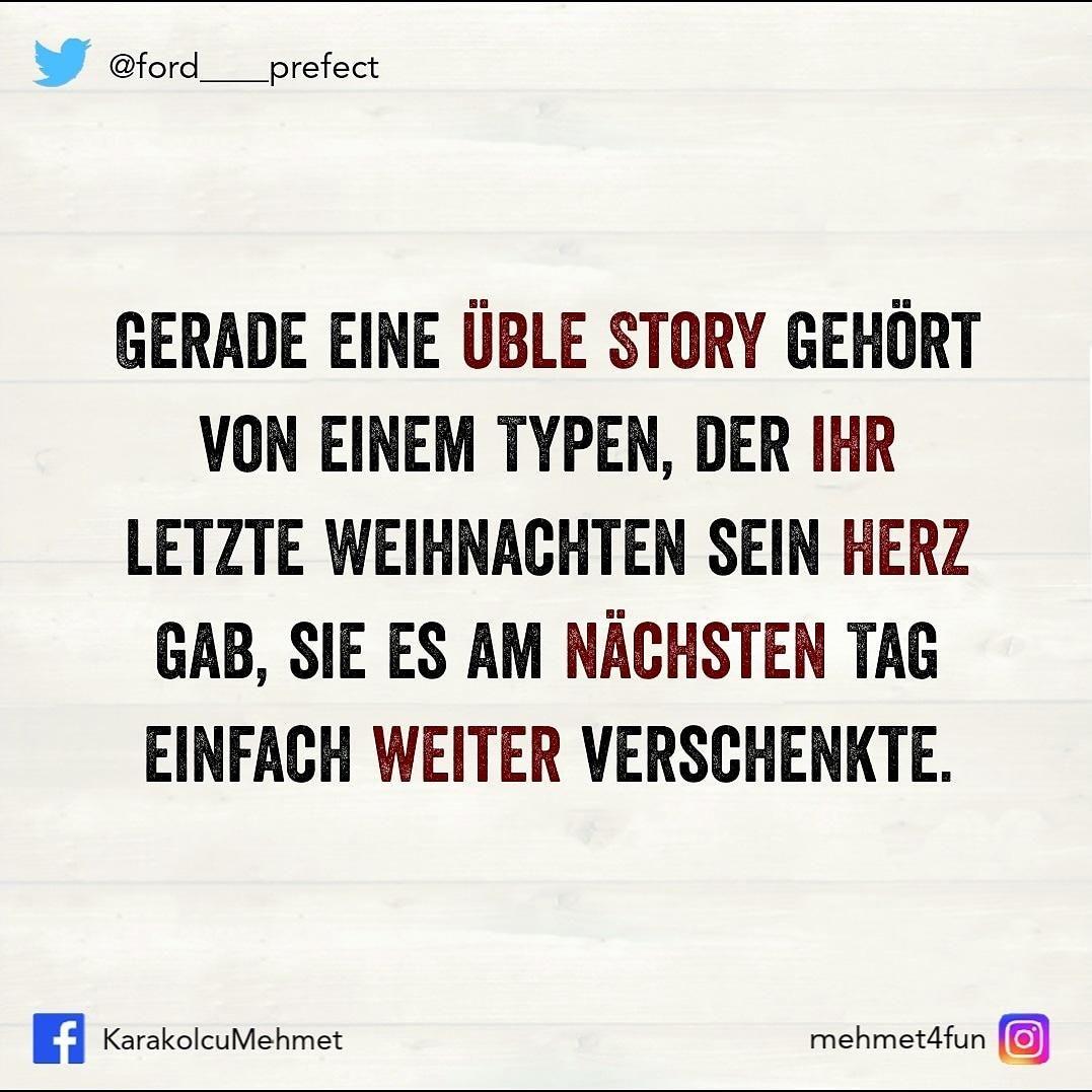 ÜBLE STORY