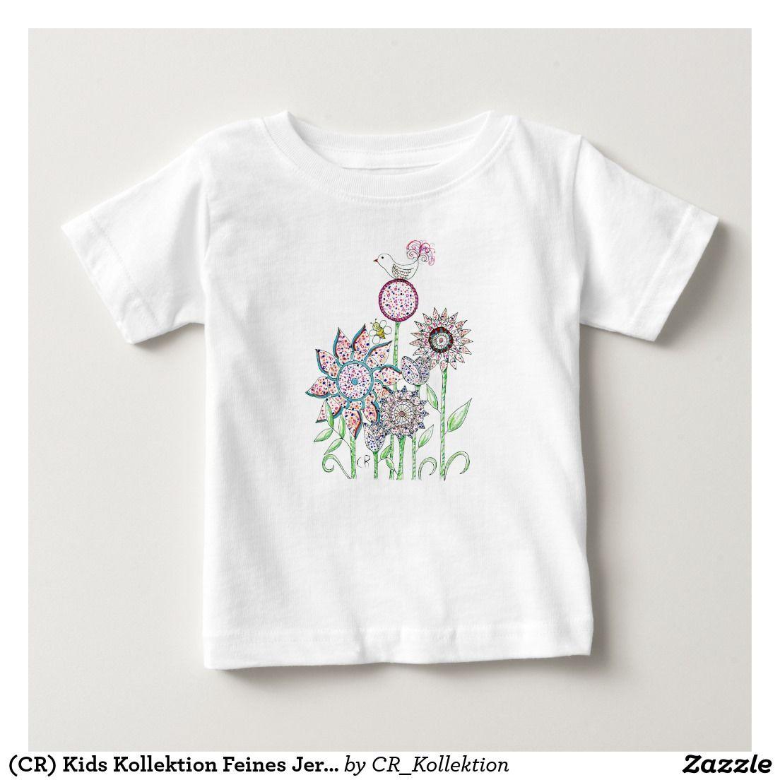 (CR) Kids Kollektion Feines Jersey-Shirt für Babys T Shirt