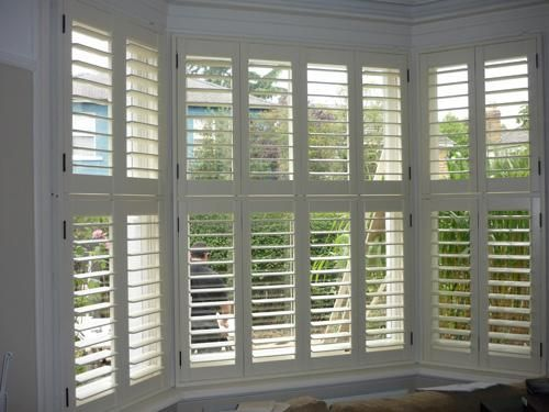 Image Result For Internal Bay Window Sill Replacement Bay Window Curtains Living Room Bay Window Living Room Interior Window Shutters