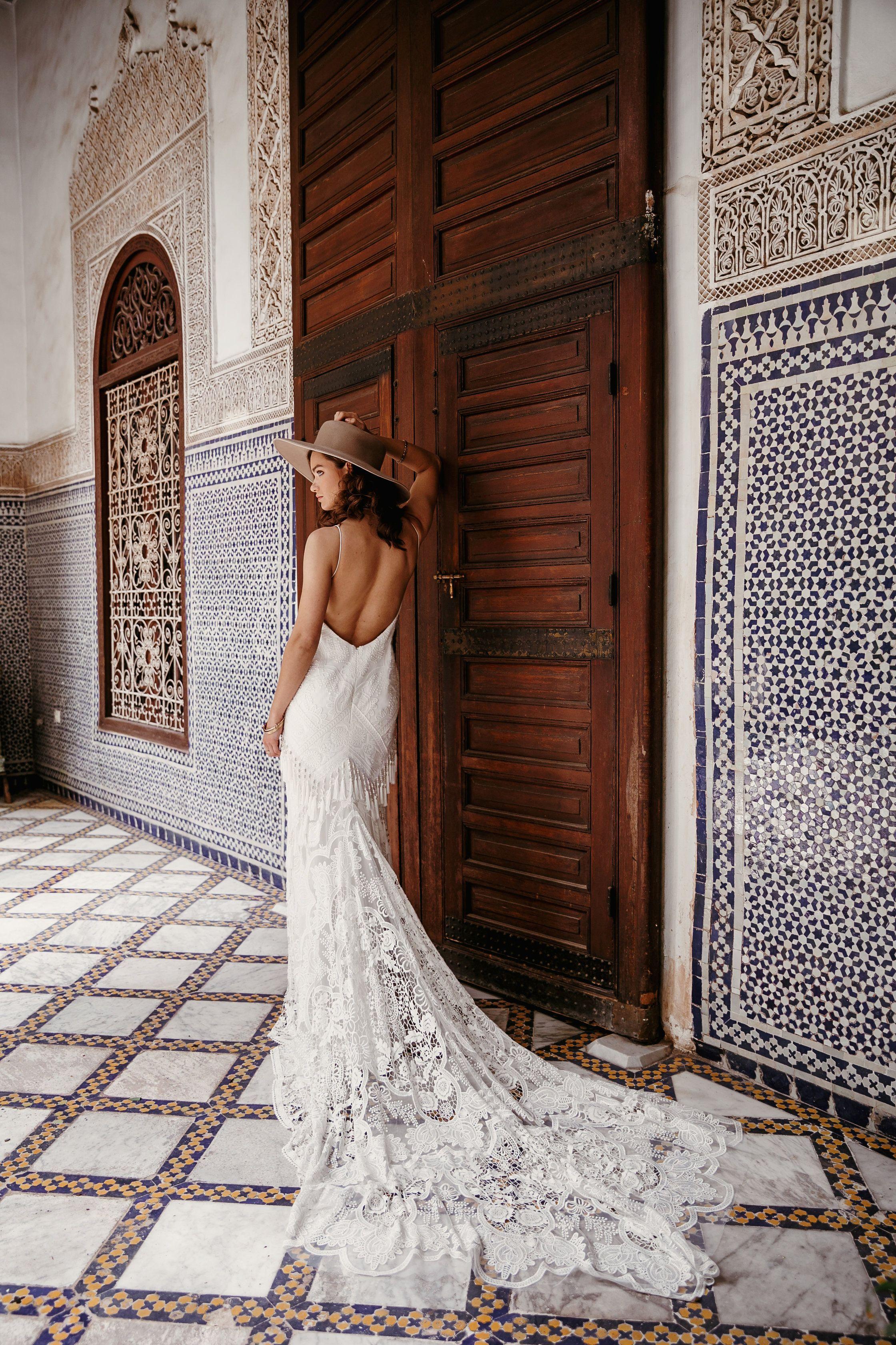 Samira gown ruedeseine ruedeseinebridal ruebridal wildheart