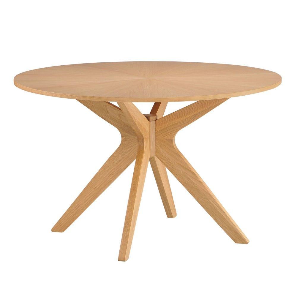 Oak Copenhagen Dining Table