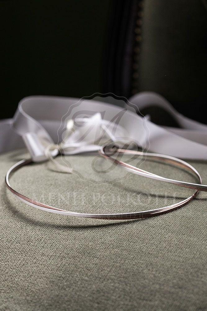 793fef211bd5 Braided silver plated wedding crowns