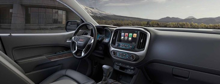 Image Of The 8 Inch Diagonal Color Touch Radio Dashboard And