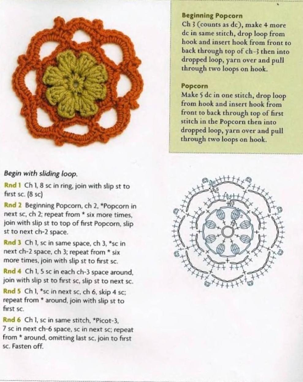 #ClippedOnIssuu from 144 crochet motif