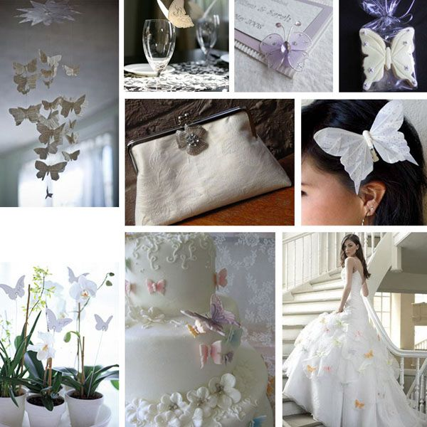Bridal To You The Uniqueness Of Butterfly Wedding Themes Butterfly Wedding  Decorations Ideas