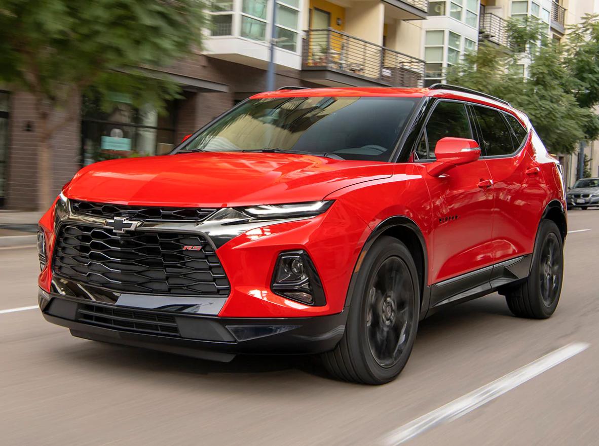 Class Of 2019 The New And Redesigned Cars Trucks And Suvs Chevrolet Blazer Chevrolet Trailblazer Chevrolet
